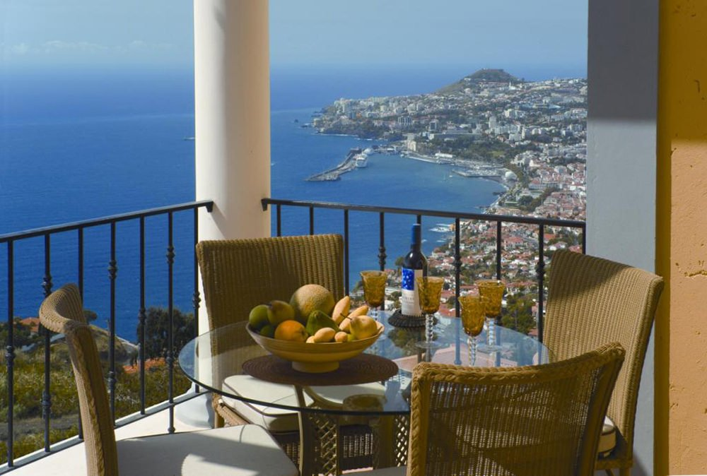 Palheiro one-bedroom-sea-and-Funchal-View
